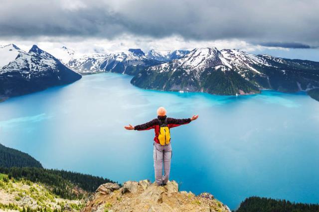 Whistler Καναδάς, χειμώνας