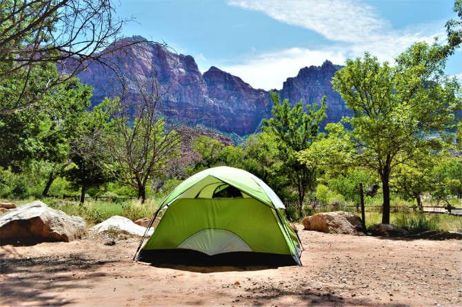 Εθνικό Πάρκο Zion, Utah, ΗΠΑ