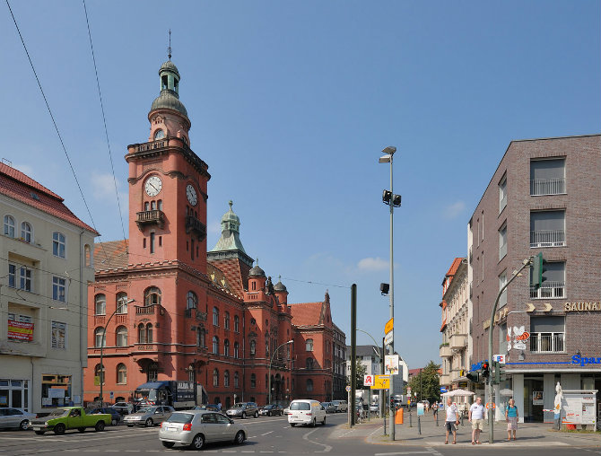 Pankow, Βερολίνο