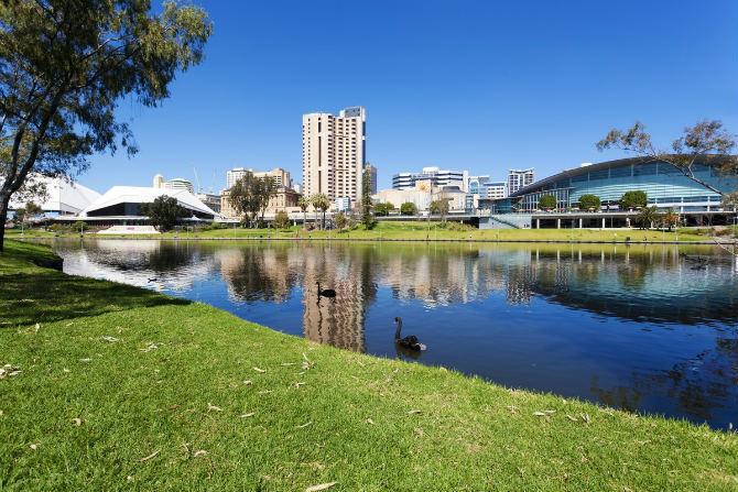 Αδελαΐδα και Νότια Αυστραλία