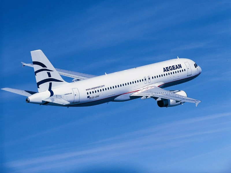 """Η Aegean """"ξαναχτυπά"""" με νέα προσφορά: Έκπτωση έως 30% για ταξίδια στην Ελλάδα!"""