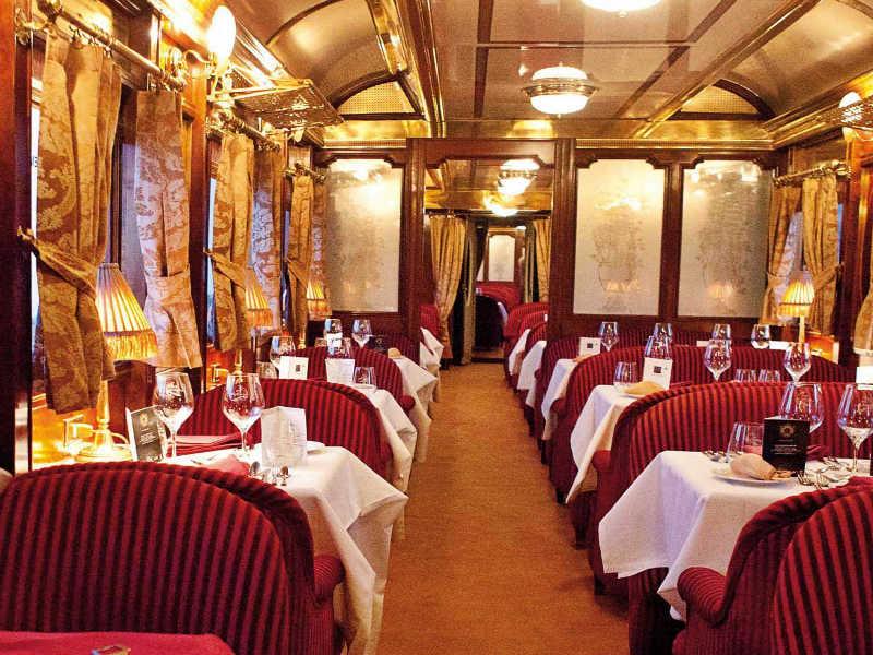 Al Andalus Train: Ο γύρος της Ανδαλουσίας με ένα αρχοντικό τρένο!