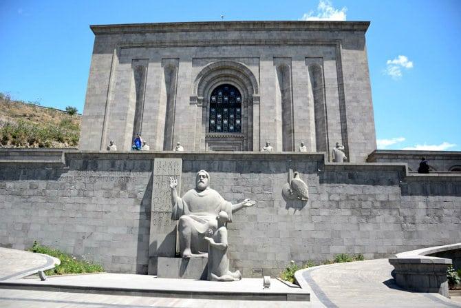 Μνημείο, Γιερεβάν