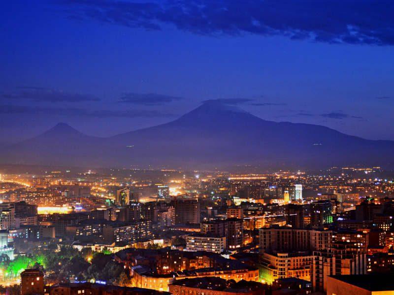 Πόλη Γιερεβάν