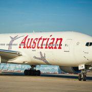 Austrian Airlines δρομολόγια