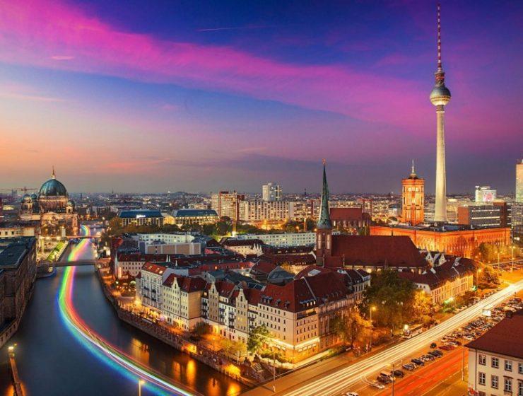 Βερολίνο γειτονιές