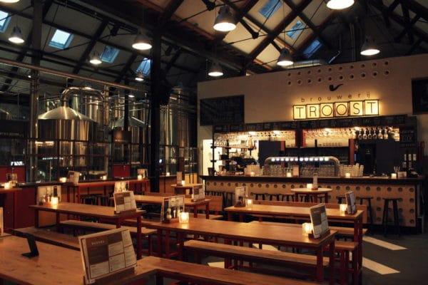 Brouwerij Troost, Ολλανδία