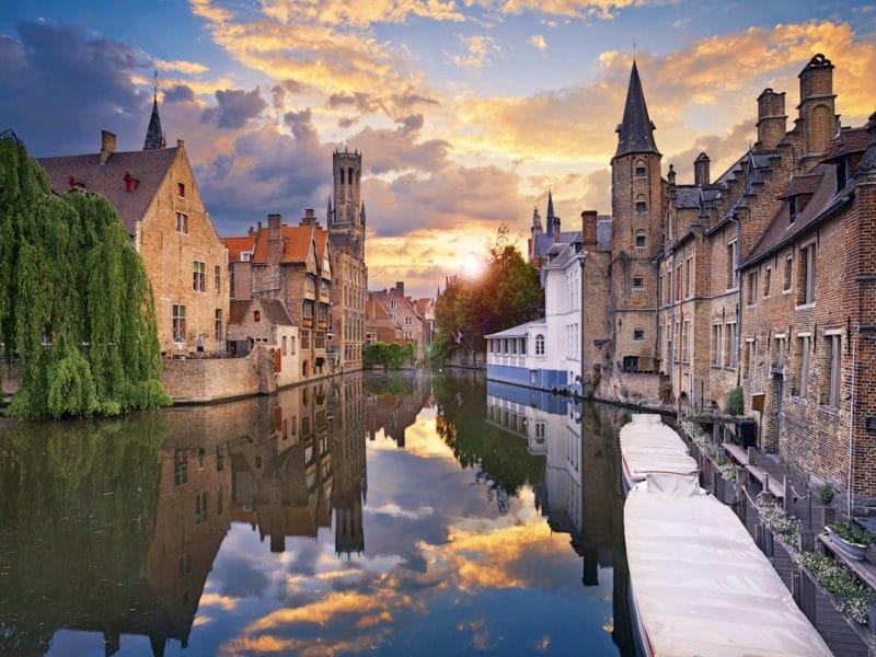 Μπρυζ, Βέλγιο