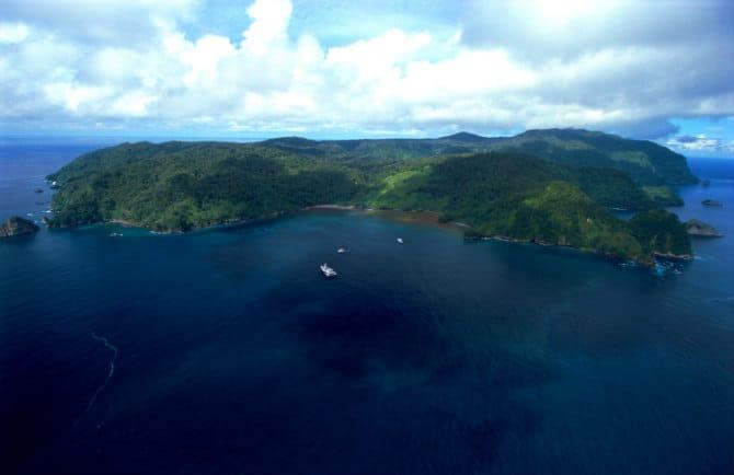 Cocos Island, Κόστα Ρίκα