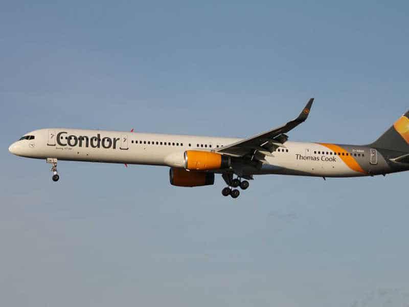 Νέα σύνδεση από Αμβούργο προς Άκτιο με την Condor Airlines!