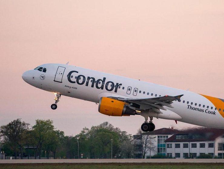 condor airlines νέο δρομολόγιο