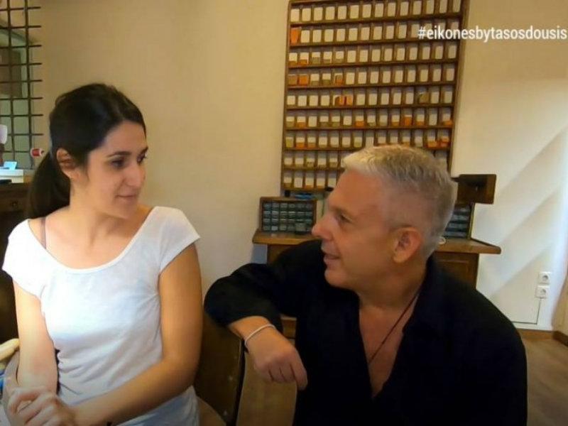 Ο Τάσος Δούσης σας αποκαλύπτει που θα βρείτε τα ομορφότερα χειροποίητα κοσμήματα στο Ναύπλιο!