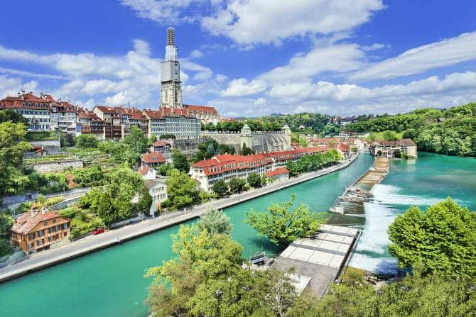 Ελβετία ασφαλείς πόλεις 2020