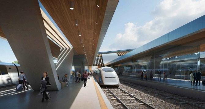 Zaha Hadid τρένο