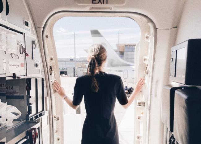 Αεροσυνοδός ταξίδια