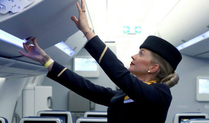 Αεροσυνοδοί συμβουλές