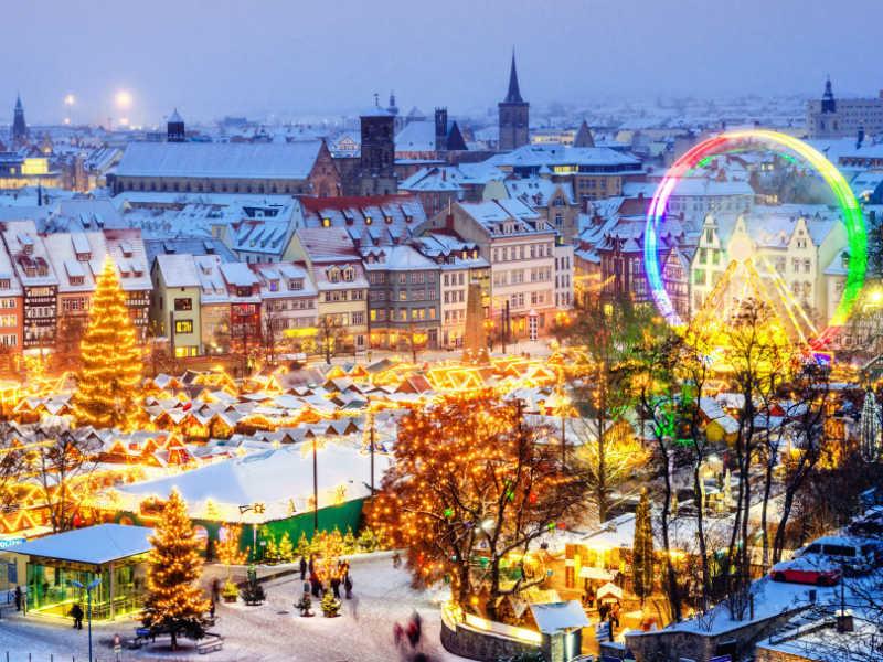 Γερμανία: Ανακαλύψτε τις μοναδικές Χριστουγεννιάτικες παραδόσεις της!