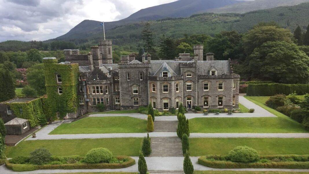 Inverlochy Castle Σκωτία