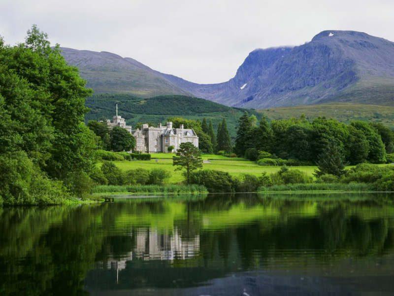 Σκωτία ξενοδοχείο