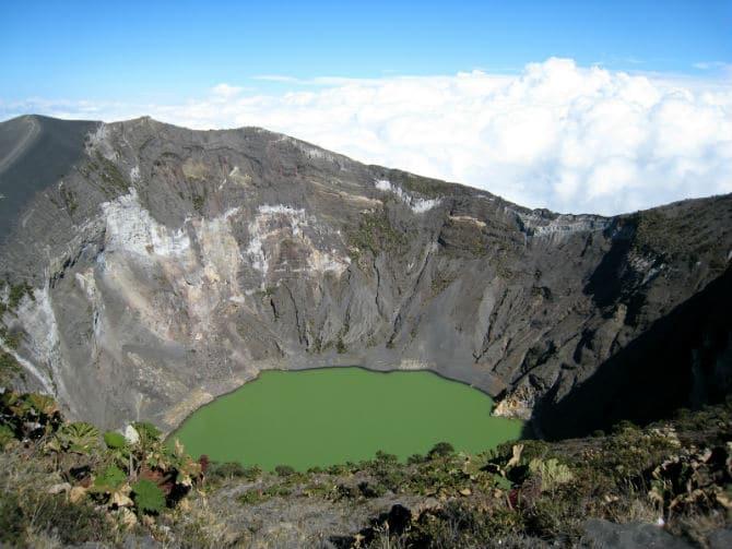 Ηφαίστειο Irazu, Κόστα Ρίκα