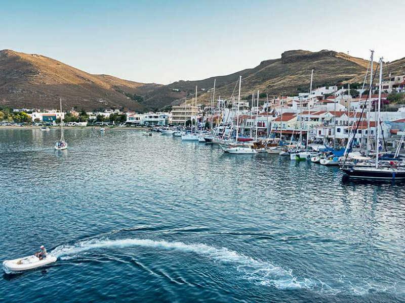 Conde Nast Traveler ελληνικό νησί