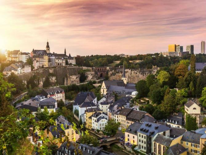 Συνοικία Kirchberg, Λουξεμβούργο