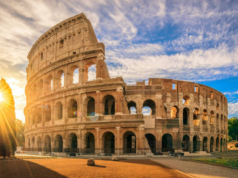 Κολοσσαίο: 8+1 πράγματα που δεν γνωρίζατε για το ιστορικό μνημείο!