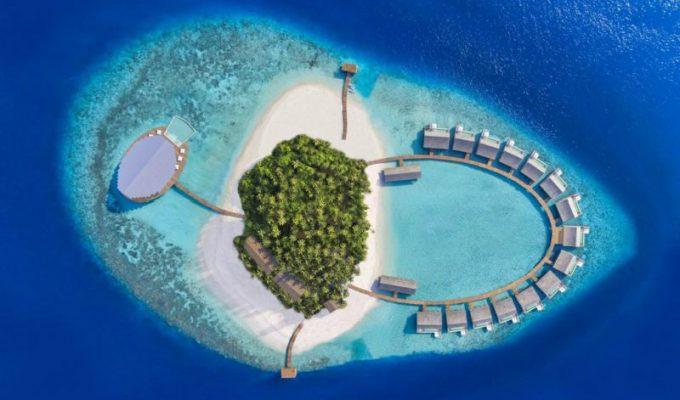 Μαλδίβες ιδιωτικό νησί