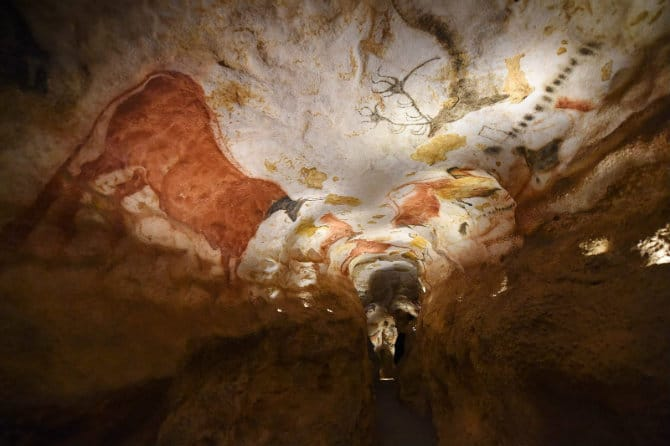 Σπήλαια Lascaux, Lascaux, Γαλλία
