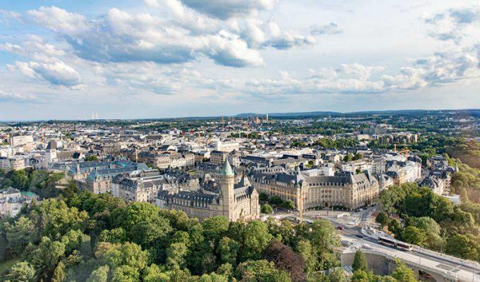 πόλη του Λουξεμβούργου