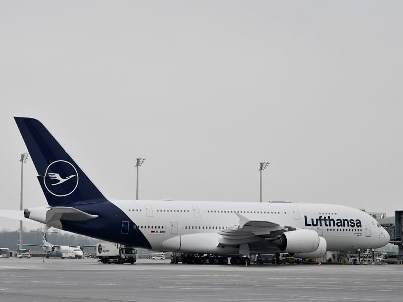 Lufthansa κέρδη
