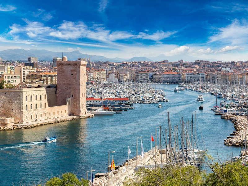 Μασσαλία: Ένα Σαββατοκύριακο στην πιο παραμυθένια πόλη του Γαλλικού νότου!