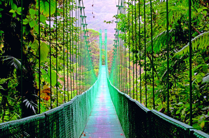 Monteverde Lodge & Gardens, Κόστα Ρίκα
