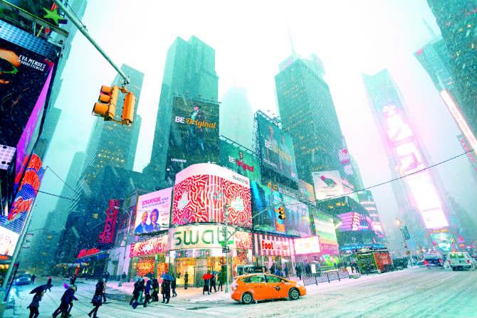 Νέα Υόρκη κέντρο