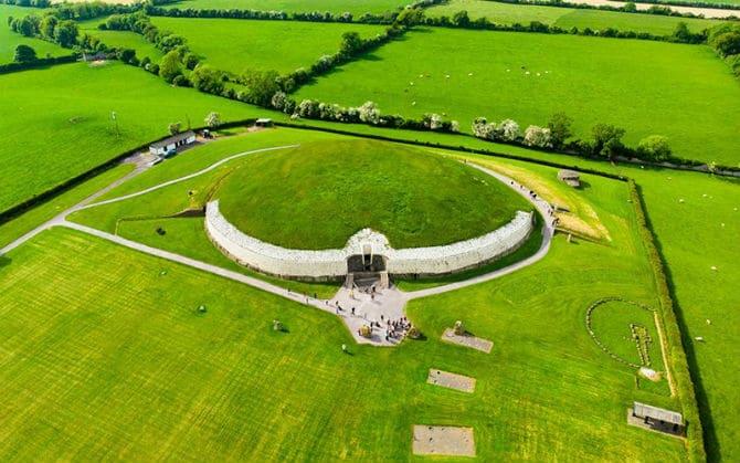 Μνημείο Newgrange, Ιρλανδία