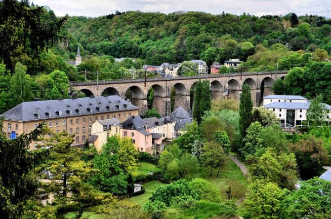 Γέφυρα Passerelle Viaduc