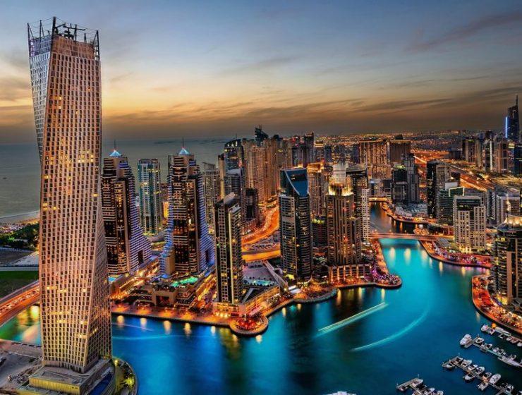 Ντουμπάι Instagram