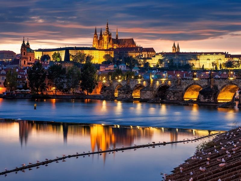 Πράγα, Τσεχική Δημοκρατία