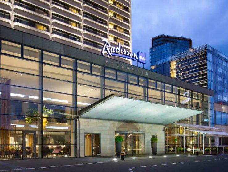 Radisson ξενοδοχεία