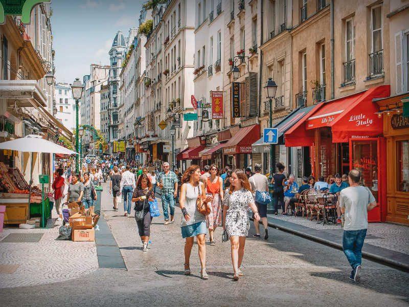 Αυτές είναι οι κορυφαίες πόλεις της Ευρώπης για να τις γυρίσετε με τα πόδια!