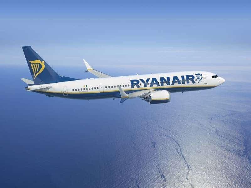 Ryanair δρομολόγια και προσφορές