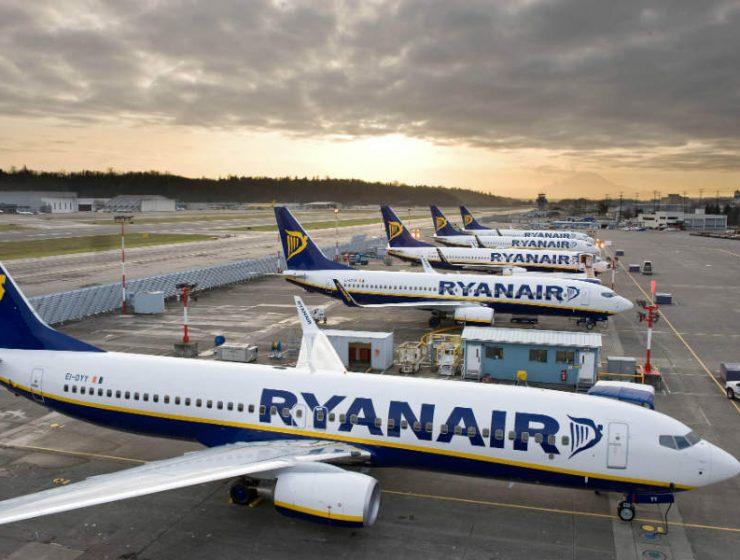Ryanair Χριστουγεννιάτικη προσφορά