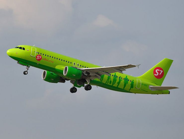 S7 Airlines νέα πτήση