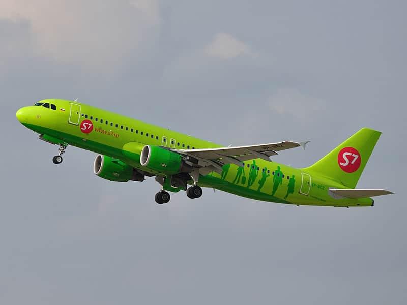 Νέα πτήση της S7 Airlines από Μόσχα προς Ηράκλειο!