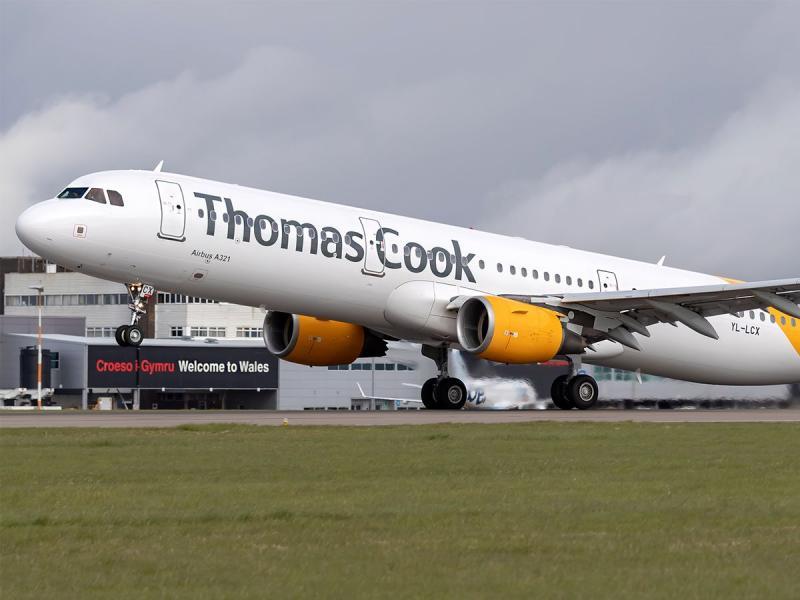 Thomas Cook: Από πότε ξεκινάνε οι ακυρώσεις των πτήσεων;