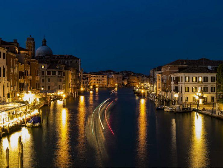 Βενετία νυχτερινή έξοδος