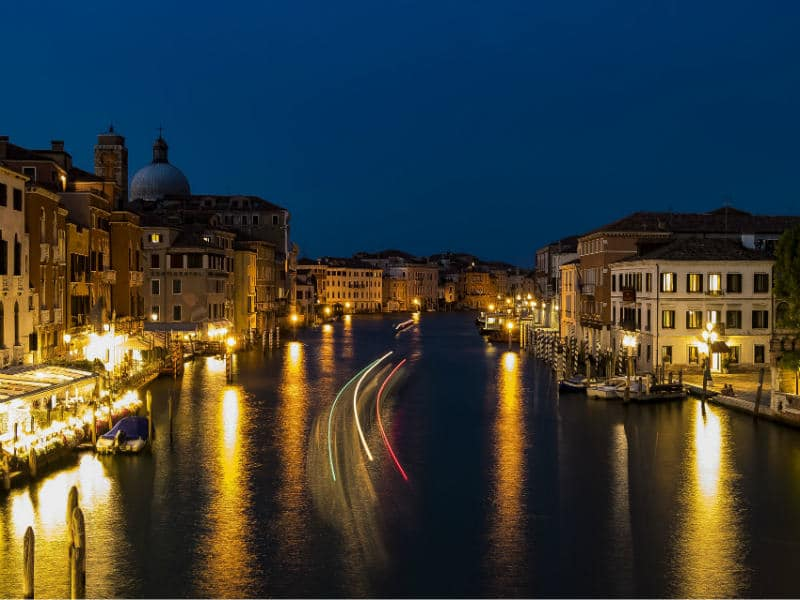 Βενετία: Νυχτερινή έξοδος στα καλύτερη σημεία της πόλης!
