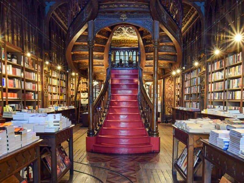 Αυτά είναι τα 10 πιο εντυπωσιακά βιβλιοπωλεία στον κόσμο!