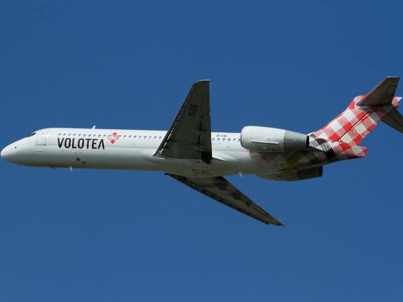 Αεροπλάνο της Volotea