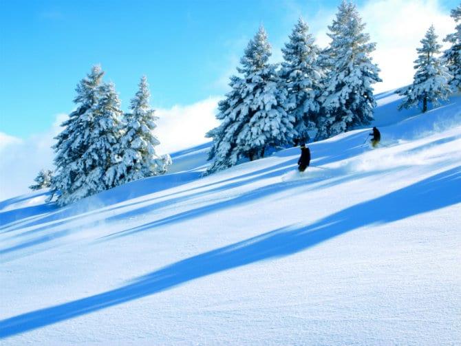 χιονοδρομικό, Καλάβρυτα